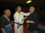 Sensei Adrian Teaching