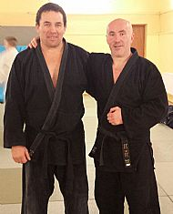 Johnny Folan Two Time All Ireland Judo Champion