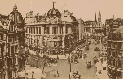 the gaiety theatre, london