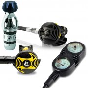 annual servicing of all makes and models of diving regulators including o2 servicing and o2 clean