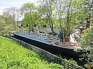 the titanic museum in inverness