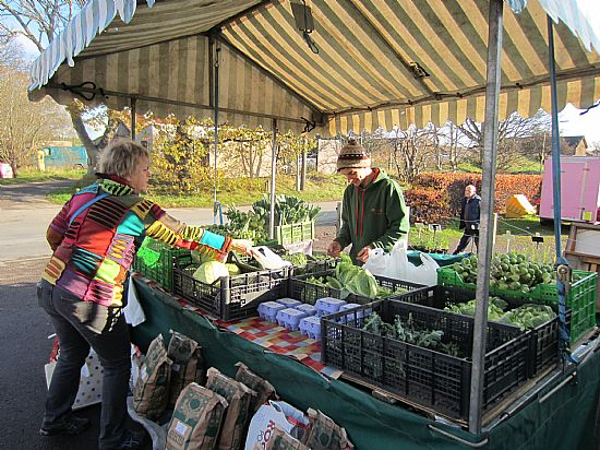ardersier farmers market every second saturday of the month