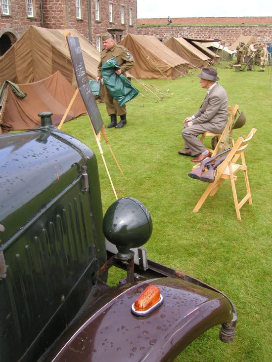 celebrating the centuries at fort george