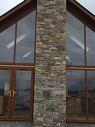 Reclaimed mixed stones