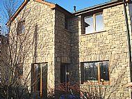 British random Limestone walling