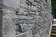 Black Cropped slate
