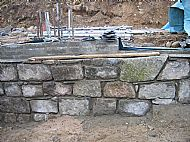 Reclaimed Scottish granite