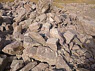 Torridon Dyking stone