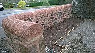 Tarradale type cope stone