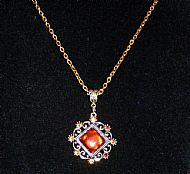 A6 MEDIEVAL STYLE NECKLACE
