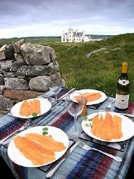 picnic on the uig sands?