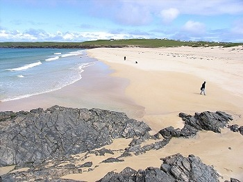 beautiful beaches on lewis