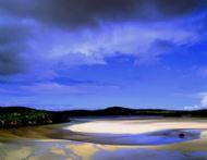 A beach on Lewis