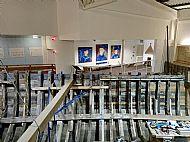 ancestral triptych (c) alan watson at scottish fisheries museum zulu gallery photo credit pat watson