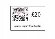 Annual Family Membership