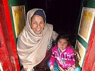 Kalyani's Mum