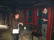 The village 'shop'