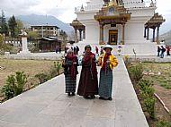 A Temple, Bhutan