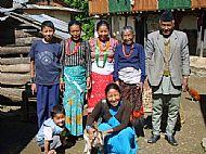 Kalyani's family