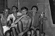 L/R ? Ray Stewart, Mitch, Chris Perkins.