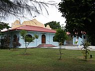 Was C of E Church now a Mosque