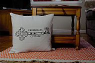 Cushion cover by JoJo Design Boutique