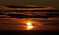 Partial Solar Eclipse (Jan 2011)