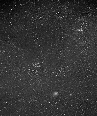 Comet Holmes - Celestial Jellyfish!
