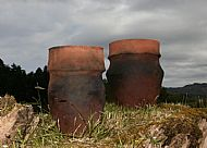 Reproduction Bronze Age Burial Urns