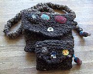 Crofters bag & purse
