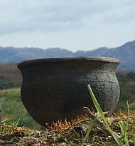 Reproduction Bronze Age Food Vessel