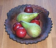 Scottish Thistle Fruit bowl
