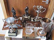 The D&DAA trophy table