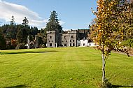 Armadale Castle at Clan Donald Skye