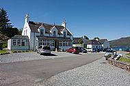 The Hotel Eilean Iarmain and Am Praban Bar