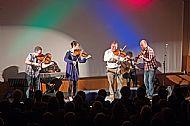 Blazin' Fiddles in concert