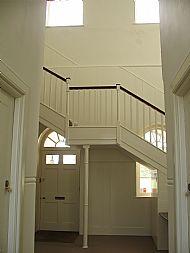 Hallway in North Block