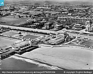 Aerial photo of Great Yarmouth 1928