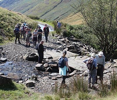 roughten gill,  intermediate metamorphism