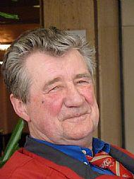 Walter Brookes of Wrexham FC