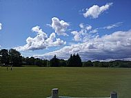 taynuilt playing field one mile away from bays and bens holiday lets and cottages near oban