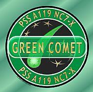 PSS Green Comet