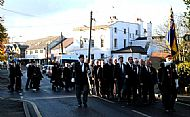 Rememberance Parade 2012