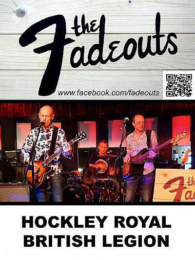 the fadouts poster