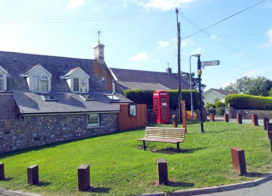 colwinston village green
