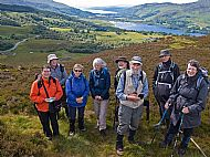 5th July 2014: Strath Fionan Weekend