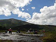 6th July 2014: Strath Fionan Weekend