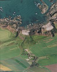 Shieldhill From the Air