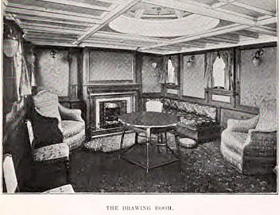 drawing room on 'beryl'.