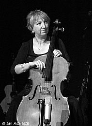 Marjorie Paterson - cello